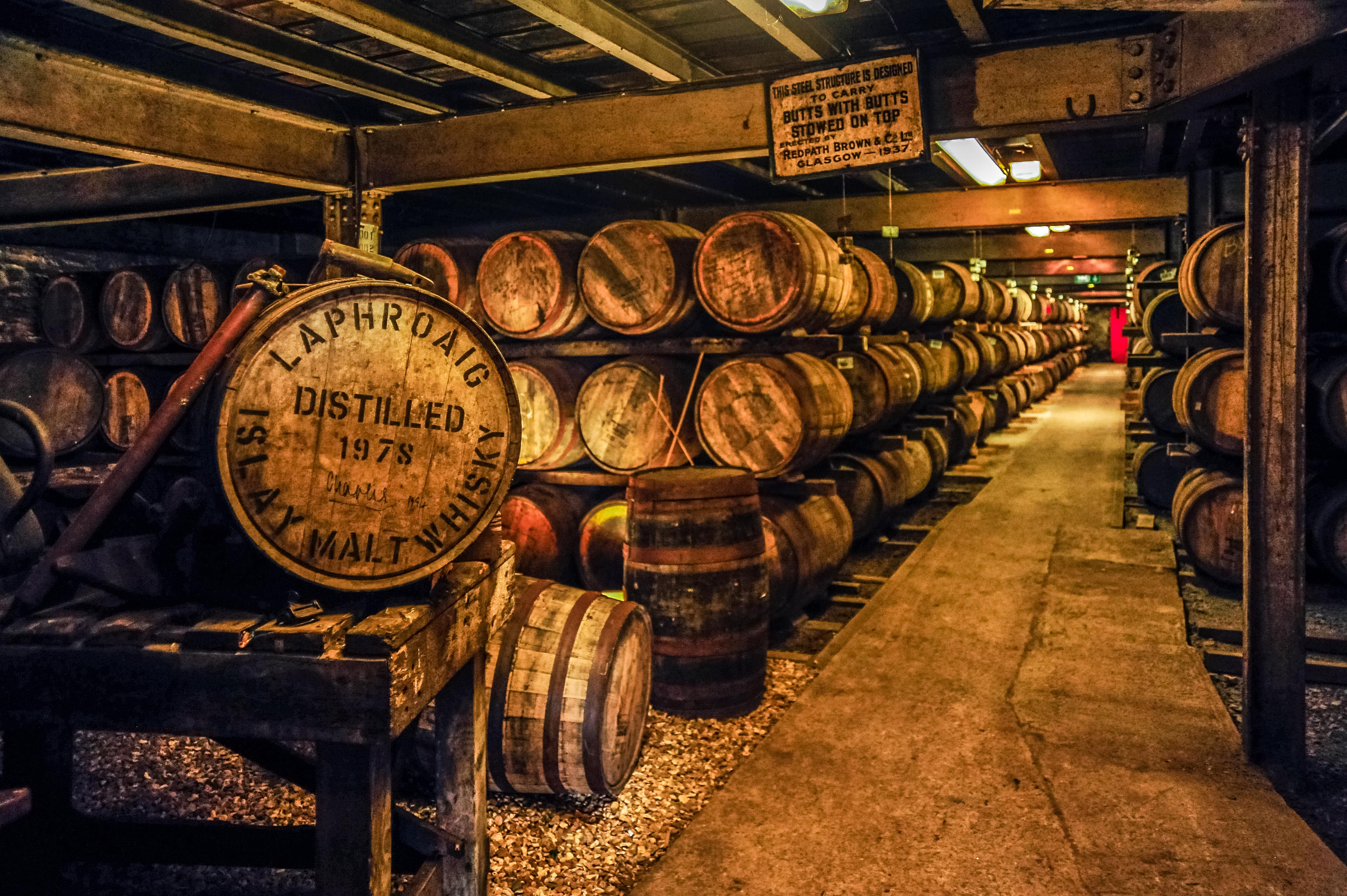 shutterstockwhiskykeller